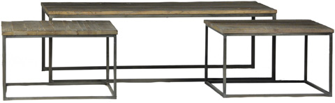 Dovetail Furniture - Douglass Coffee Table - DOV178