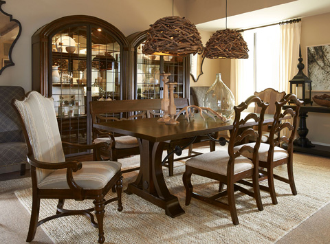 Drexel Heritage - Gatherings Dining Table - 910-662