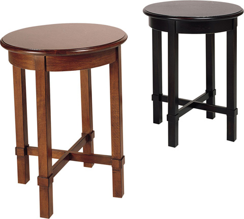 Drexel Heritage - Round End Table - 925-843