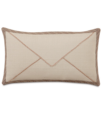 Eastern Accents - Vivo Bisque Bolster - BOL-297