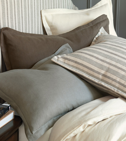 Eastern Accents - Breeze Pearl Euro Sham - EUS-262