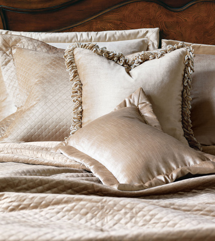 Eastern Accents - Lucerne Taupe Throw Pillow - LCR-156-08