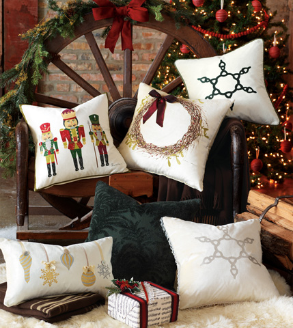 Eastern Accents - The Nutcracker Pillow - ATE-199