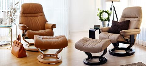 Ekornes - Stressless Sunrise Chair - 1237010