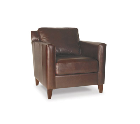 Elite Leather Company - Gramercy Park Chair - 28031-26