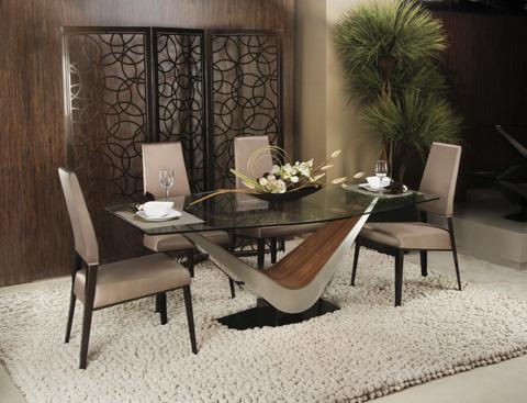 Elite Modern - Victor Dining Table - 383-86