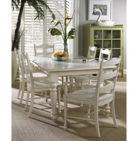Fine Furniture Design - LadderBack Side Chair - 1051-826