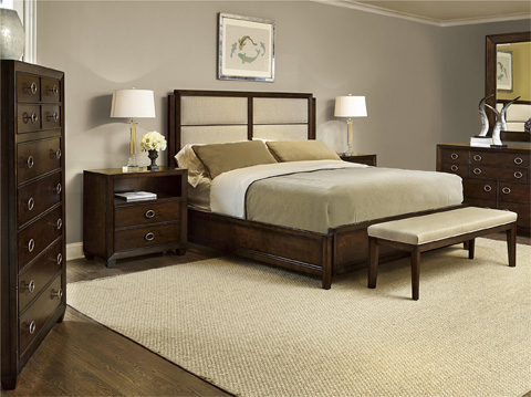 Fine Furniture Design - Del Mar Bedroom Set - 1520BEDROOM
