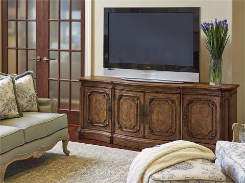 Fine Furniture Design - Transatlantic TV Credenza - 1450-937