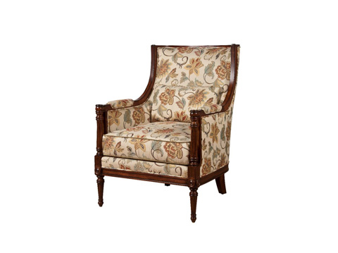Fine Furniture Design Upholstery - Chair - 3110-03