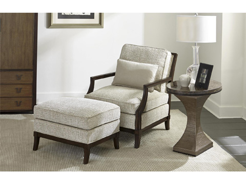 Fine Furniture Design Upholstery - Emma Chair - 5518-03