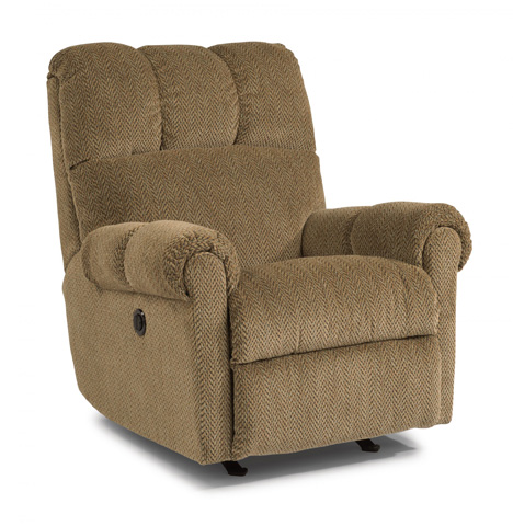Flexsteel - Fabric Power Recliner - 2840-50M