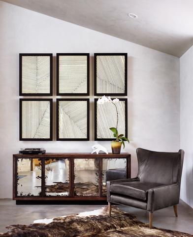 Four Hands - Marlow Wing Chair - CKEN-B7A2-385