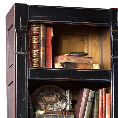 French Heritage - Home Entertainment Center - M-FL53-601-BLK