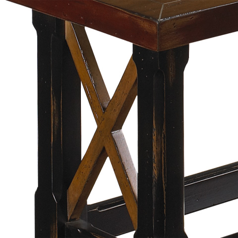 French Heritage - Chasseur Bench - M-7518-401-LTBK