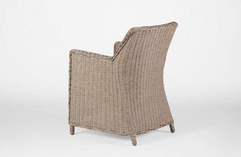 Gabby Home - Smith Wicker Arm Chair - SCH-290420