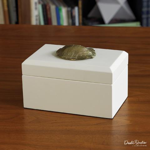 Global Views - Turtle Shell Box - D8.80124