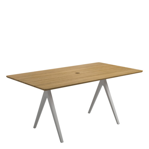 Gloster - Split Small Dining Table - 8130H