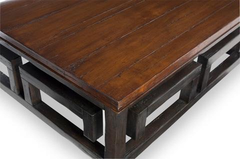 Chaddock - Sabona Cocktail Table - 1496-40