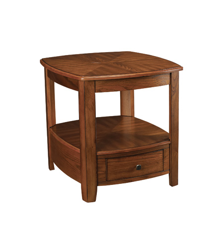 Hammary Furniture - Rectangular Drawer End Table - T2006921-00