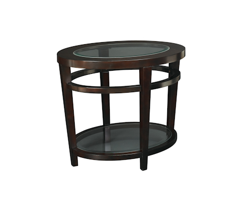 Hammary Furniture - Oval End Table - T2081536-00