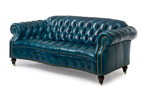Hancock and Moore - Tavern Leather Sofa - 5067