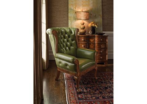 Hancock and Moore - Bandera Tufted Chair - 5835-1