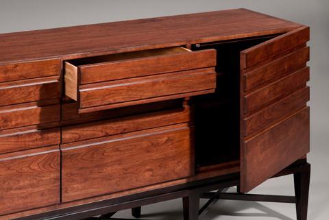Harden Furniture - Hidden Door Sideboard - 754