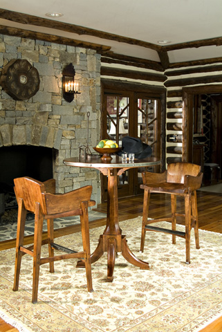 Harden Furniture - Saloon Pub Table - 1680
