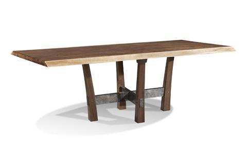 Harden Furniture - Teton Dining Table - 1682