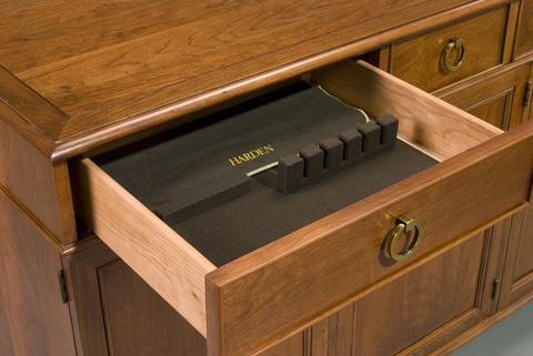 Harden Furniture - Storage Serving Buffet - 514
