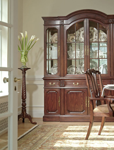 Harden Furniture - North Creek China Cabinet - 578