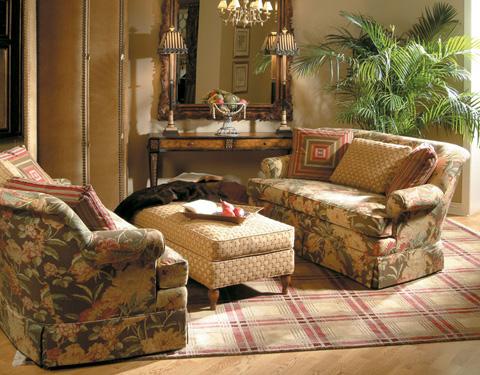 Harden Furniture - Sock Arm Settee - 6671-071