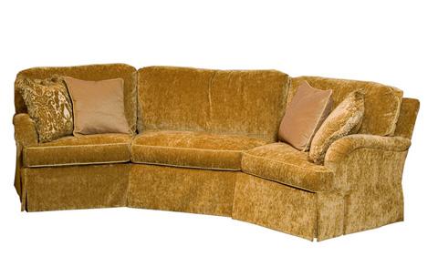 Harden Furniture - English Arm Wedge Sofa - 9619-120