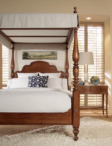Harden Furniture - King Designer Custom Bed - 671-12-6/6
