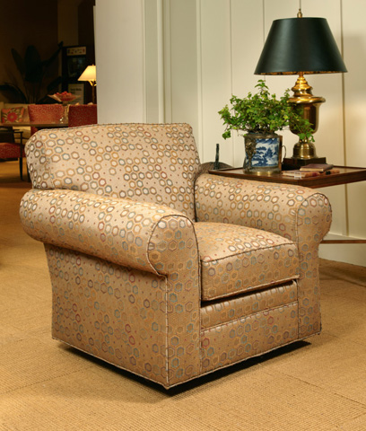 Harden Furniture - Swivel Chair - 8901-200