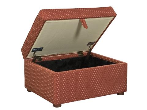 Hekman Furniture - Storage Ottoman - 112600