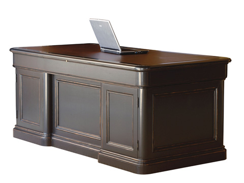 Hekman Furniture - Louis Phillippe Executive Desk - 7-9140