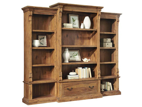 Hekman Furniture - Office Express Center Bookcase - 7-9304