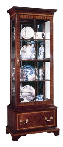 Henkel-Harris - Display Cabinet - 2301