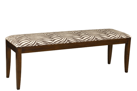 Henkel-Harris - Upholstered Bench - 409