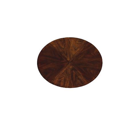 Henredon - Oval End Table - 7900-41