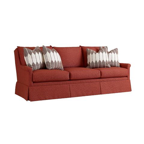 Henredon - Refinements Skirted Sofa - H8700-C