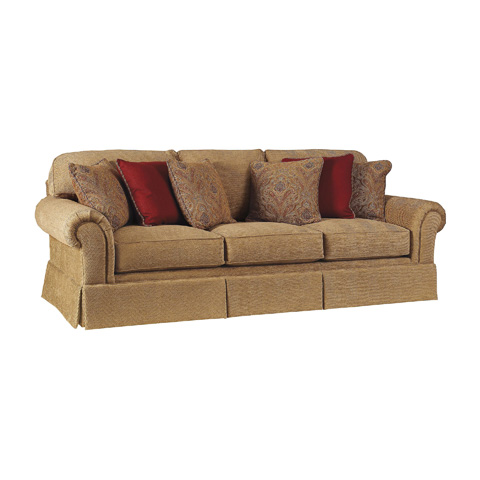 Henredon - Fireside Rolled Arm Sofa - H9500-C