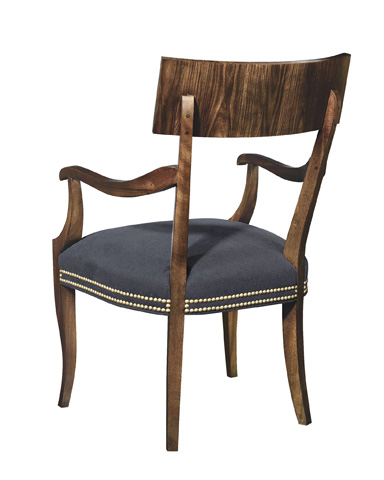 Hickory Chair - Blix Side Chair - 5450-02