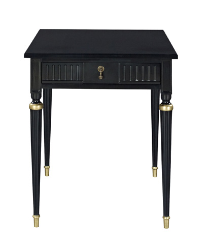 Hickory Chair - Park Avenue Lamp Table - 6282-10