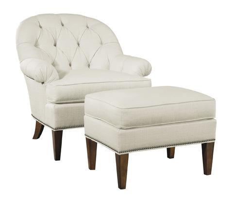 Hickory Chair - Holly Skirted Chair - 7630-21