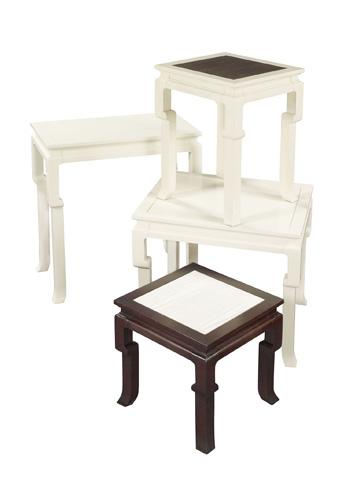 Hickory Chair - Ceylon Cocktail Table - 9576-51