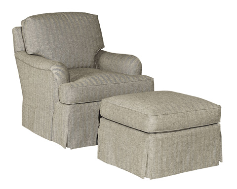 Hickory Chair - St. Charles Made To Measure Sofa - 2601-51-S