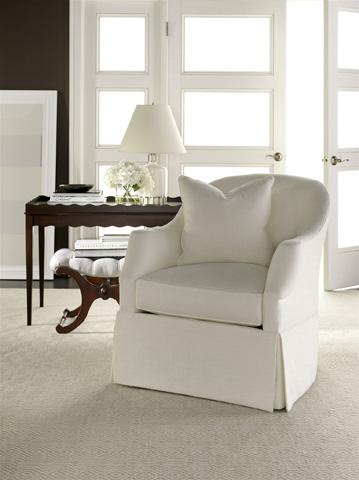 Hickory Chair - Eton Swivel Chair - 320-27